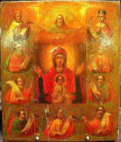 Курская Коренная икона Божией Матери - 2