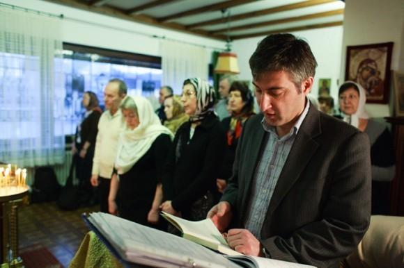 Богослужения в домовом храме Ап. Фомы