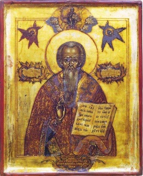 канон Андрея Критского - святитель Андрей Критский, автор канона
