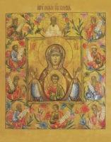 Курская Коренная икона Божией Матери - 4