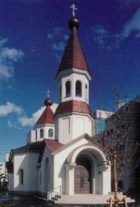 Храм Благовещения Богородицы в г. Сэндай