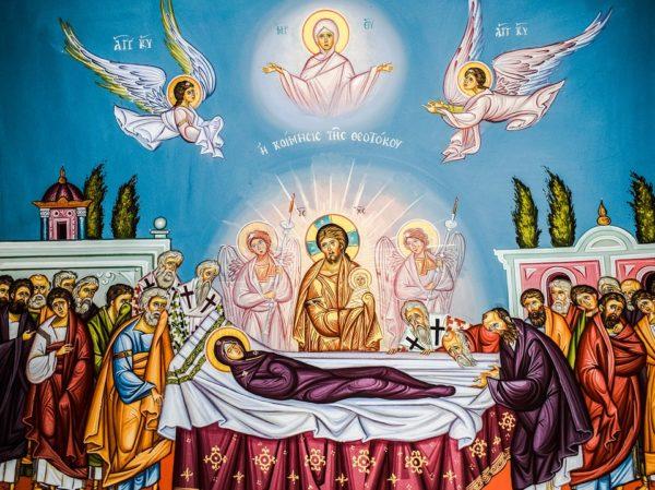 Чудесная помощь Пресвятой Богородицы