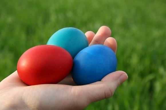 Пасхальные яйца - символ праздника