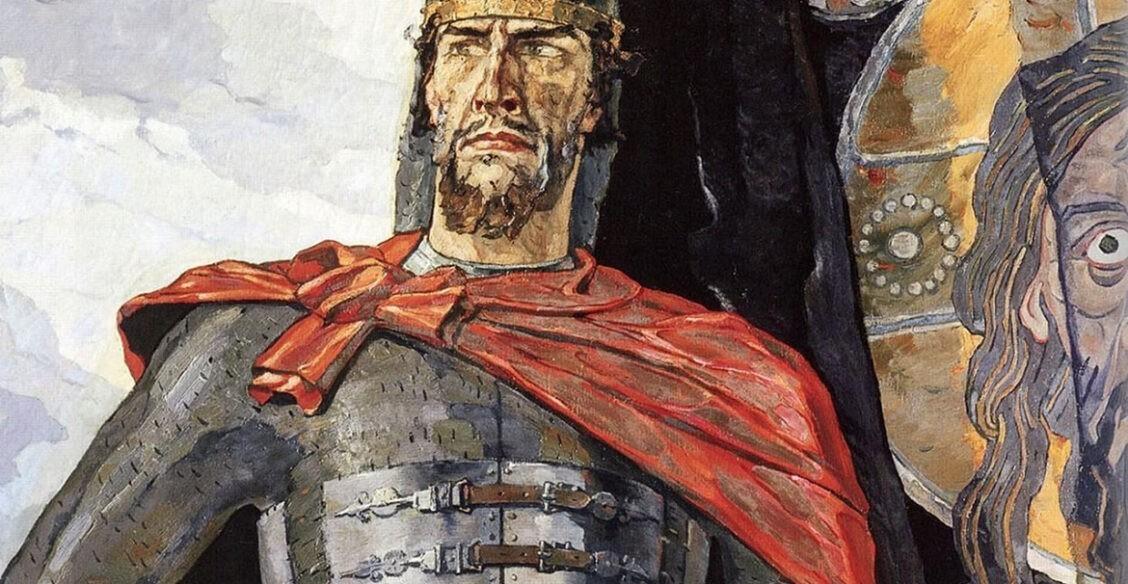 Александр Невский - мыслитель, философ, стратег, святой