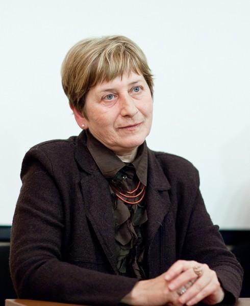 Ольга Седакова. Фото Анны Гальпериной