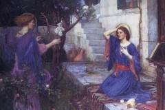 Город Назарет, день Благовещения (из воспоминаний прошлого века)