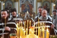 Молитва о жертвах теракта в Беларуси