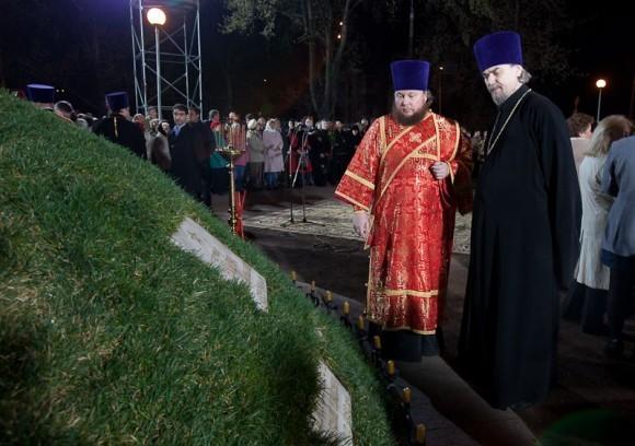 Протодиакон Александр Агейкин, протоиерей Владимир Вигилянский