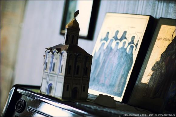 У отца Константина Кобелева