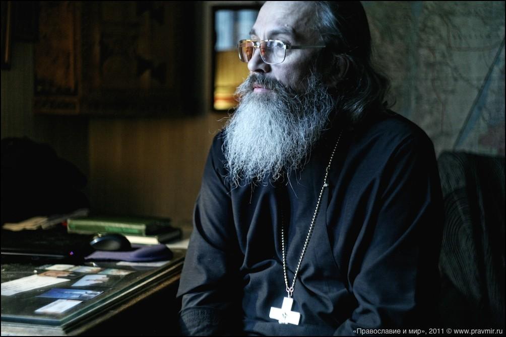 Священник Константин Кобелев