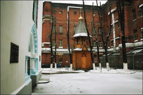Храм Покрова Пресвятой Богородицы в Бутырской тюрьме