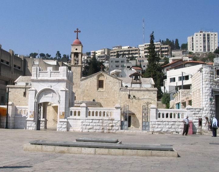 Церковь св. Архангела Гавриила. Назарет