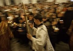 Моя самая памятная Пасха – ответы священников