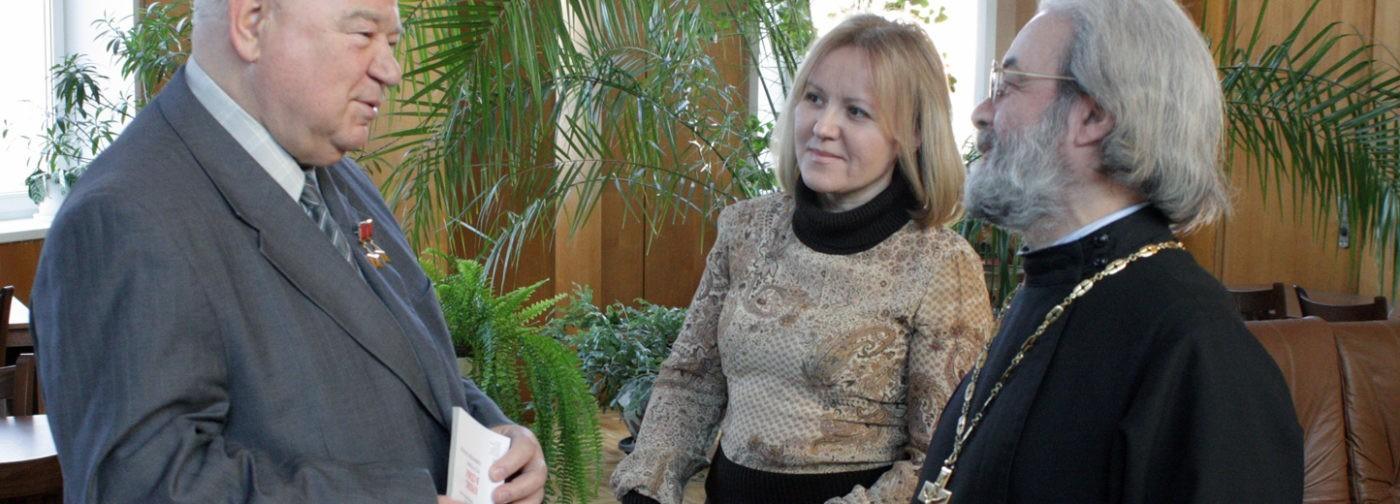 Космонавт Георгий Гречко: Я очень вовремя родился!