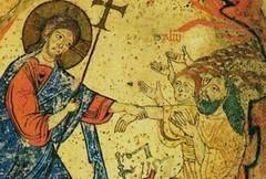 """Трудные места Евангелия: """"Тела усопших святых воскресли"""""""