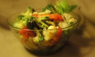 Рецепты постных блюд из брокколи