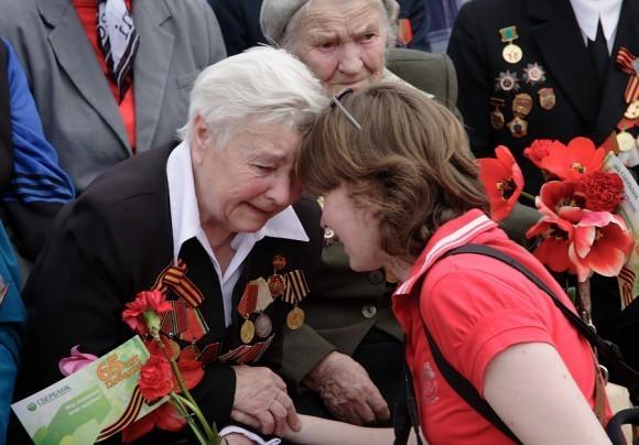 9 мая - память о павших воинах