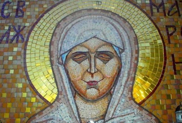 Церковь празднует память блаженной Матроны Московской