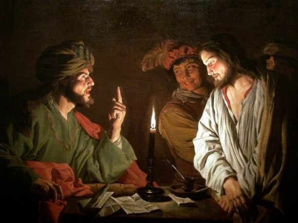 Евангелие от Матфея. Картина