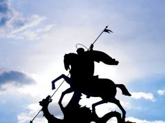 Святой Великомученик Георгий Победоносец - памятник