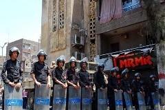 Конфликт в Гизе: хроника событий (обновляется)