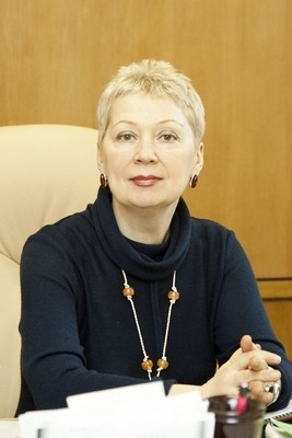 Профессор Ольга Юрьевна Васильева