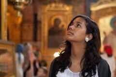 Что латиноамериканцы увидели в Лавре (+ ФОТО)