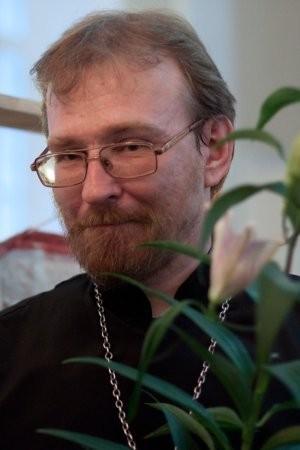 Священник Сергий Круглов