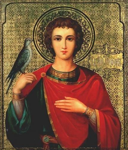 Молитва о работе - мученик Трифон