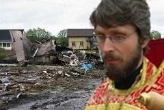 Как священники спасли выживших пассажиров разбившегося самолета