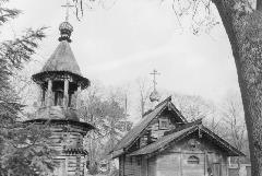 Православный скит всех святых, в земле Российской просиявших, в Мурмелоне (Франция)