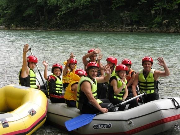 Отправляемся в сплав по горной реке Тара