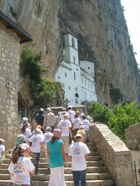 Паломническая поездка в Монастырь Острог