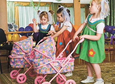 Ролевая игра дочки матери мастерская ролевая игра
