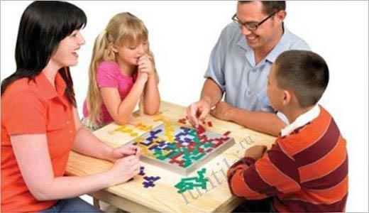Ведь настольные игры, это не только вид развлечения.  Они делают семью более...