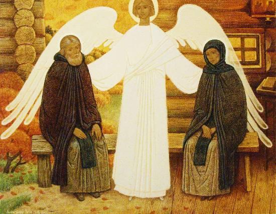 Испытания для Петра и Февронии