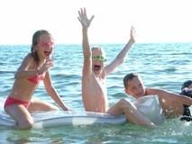 «Радуйтесь и веселитесь» в международном православном лагере «РУМИЯ» в Черногории