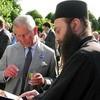 Принц Чарльз собирает средства для восстановления сербского монастыря Хиландар на Афоне