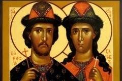 Почему были канонизированы Борис и Глеб?