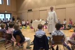 Что сказать детям 1 сентября о Боге?