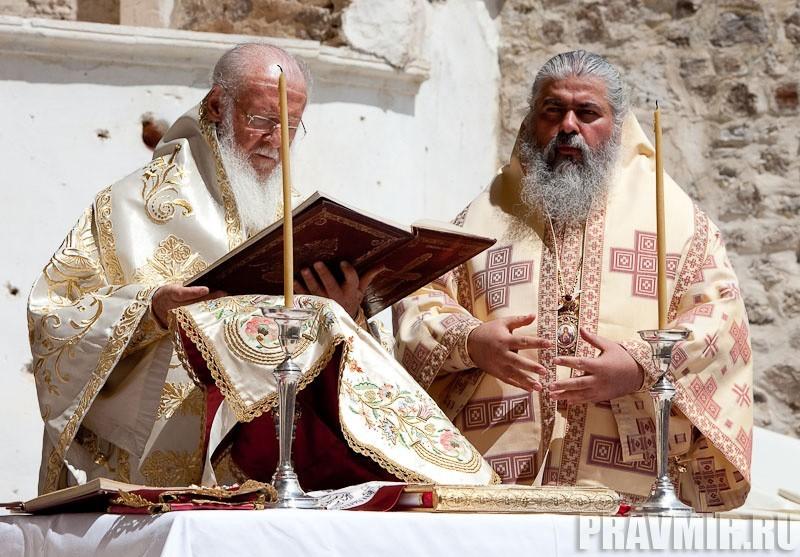 Божья Матерь Черной горы (Фоторепортаж)