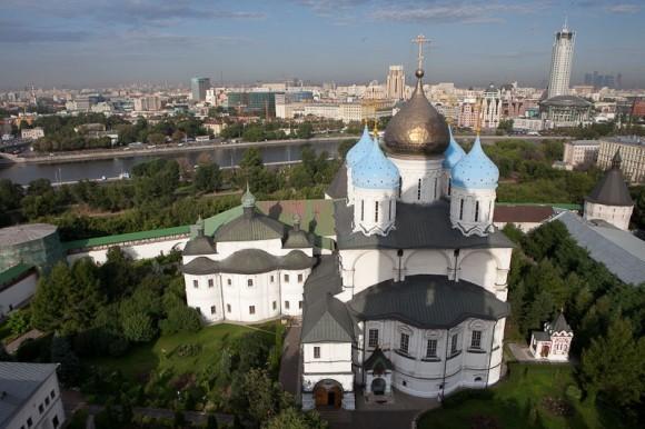 Вид на Спасо-Преображенский собор. Фото Юлии Маковейчук