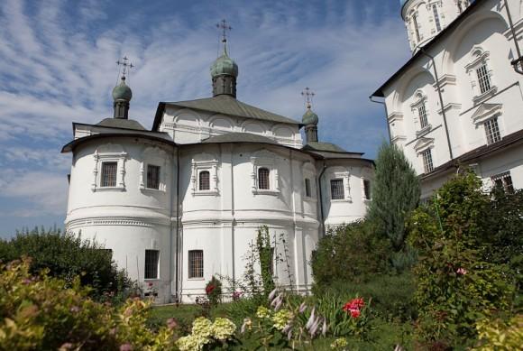 Храм Покрова Богородицы. Фото Юлии Маковейчук