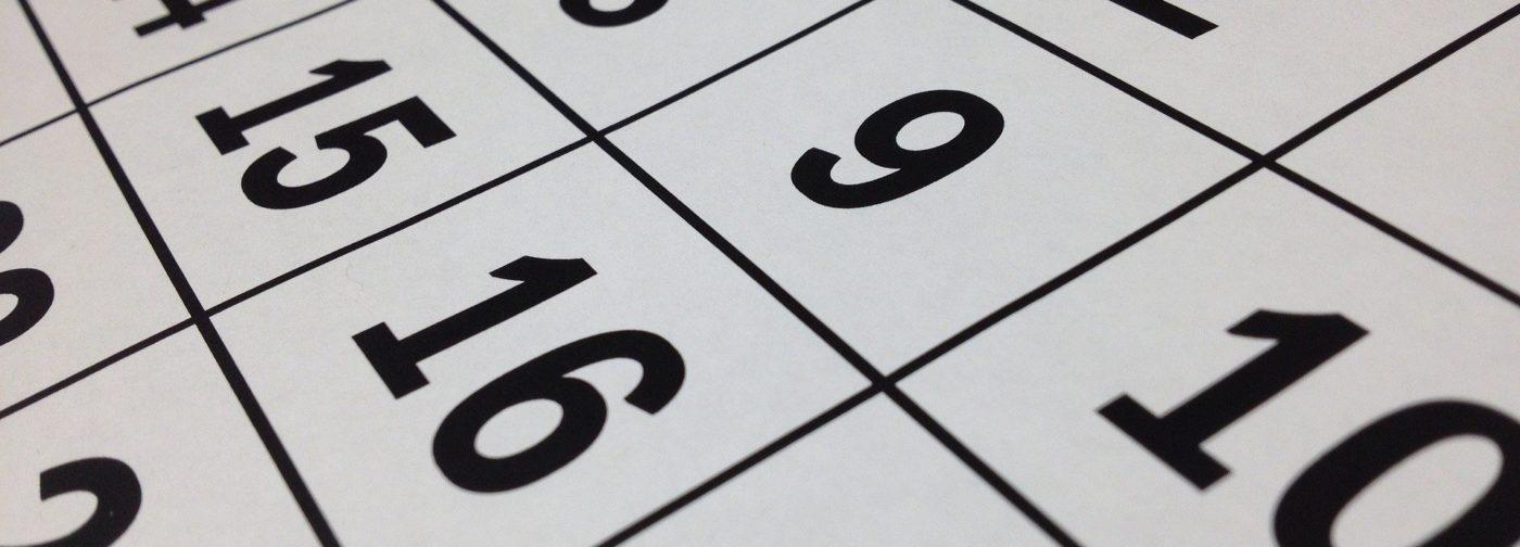 Православный церковный календарь на 2021 год