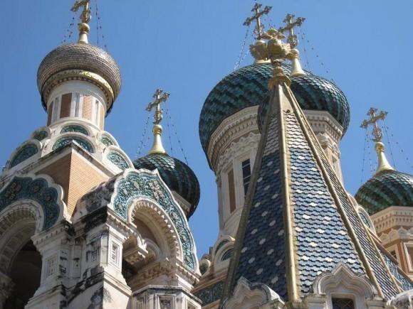 русский храм в Ницце