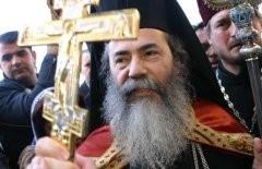 """Патриарх Иерусалимский Феофил: """"Мы хотим, чтобы Иерусалим был открытым городом"""""""