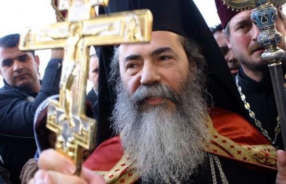 patriarch_feofil-580x374 Всемирното Православие - ЙЕРУСАЛИМСКИЯТ ПАТРИАРХ Теофил III: НИЕ ИСКАМЕ ЙЕРУСАЛИМ ДА БЪДЕ ОТВОРЕН ГРАД