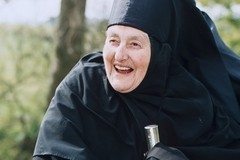 Письмо старой русской монахини