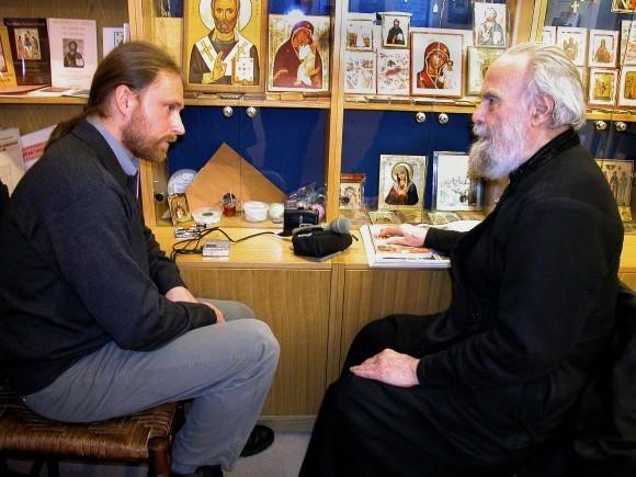 Последнее интервью с владыкой Антонием Сурожским. 2002.