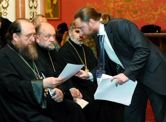 2008 На Архиерейском Соборе